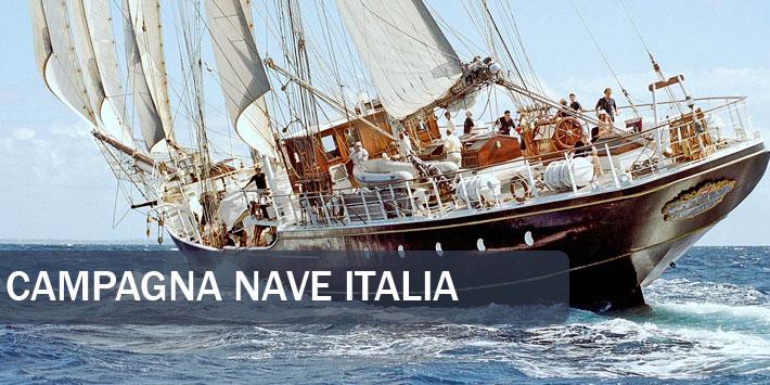 Nave Italia approda a Gaeta per la Campagna 2018