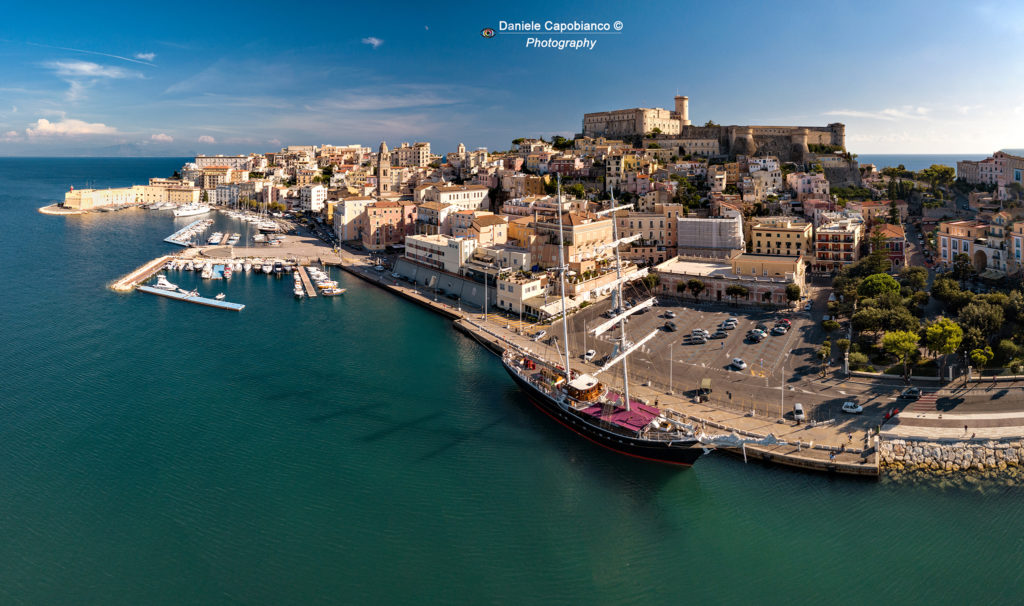 Gaeta sosta di Nave Italia – Il Video realizzato da Ilovegaetafotografando