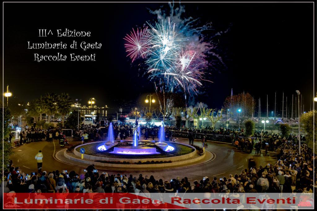 Le Luminarie di Gaeta Raccolta Eventi 2018 III^ Edizione