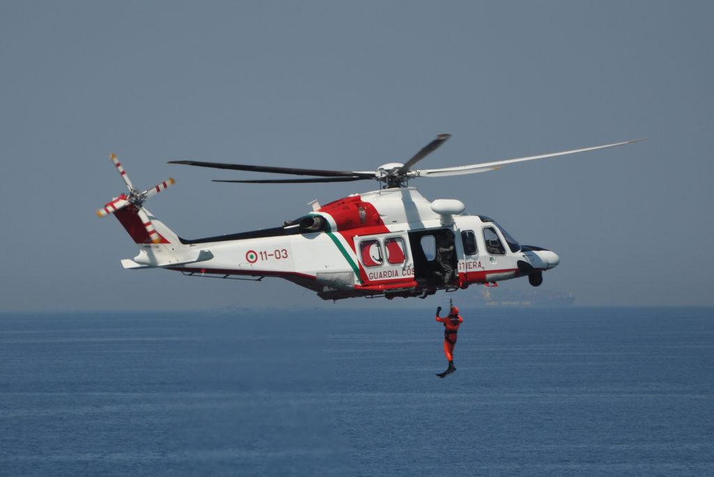 Guardia Costiera ritrovato il corpo del pescatore Rinaldo Di Lello
