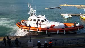 Affonda un peschereccio ricerche in atto da parte della Guardia Costiera
