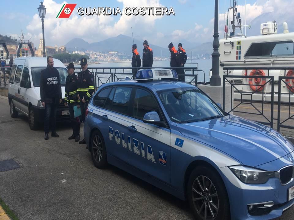 ricci2 Guardia Costiera sequestro di ricci di mare e sanzioni per oltre 1000 Euro