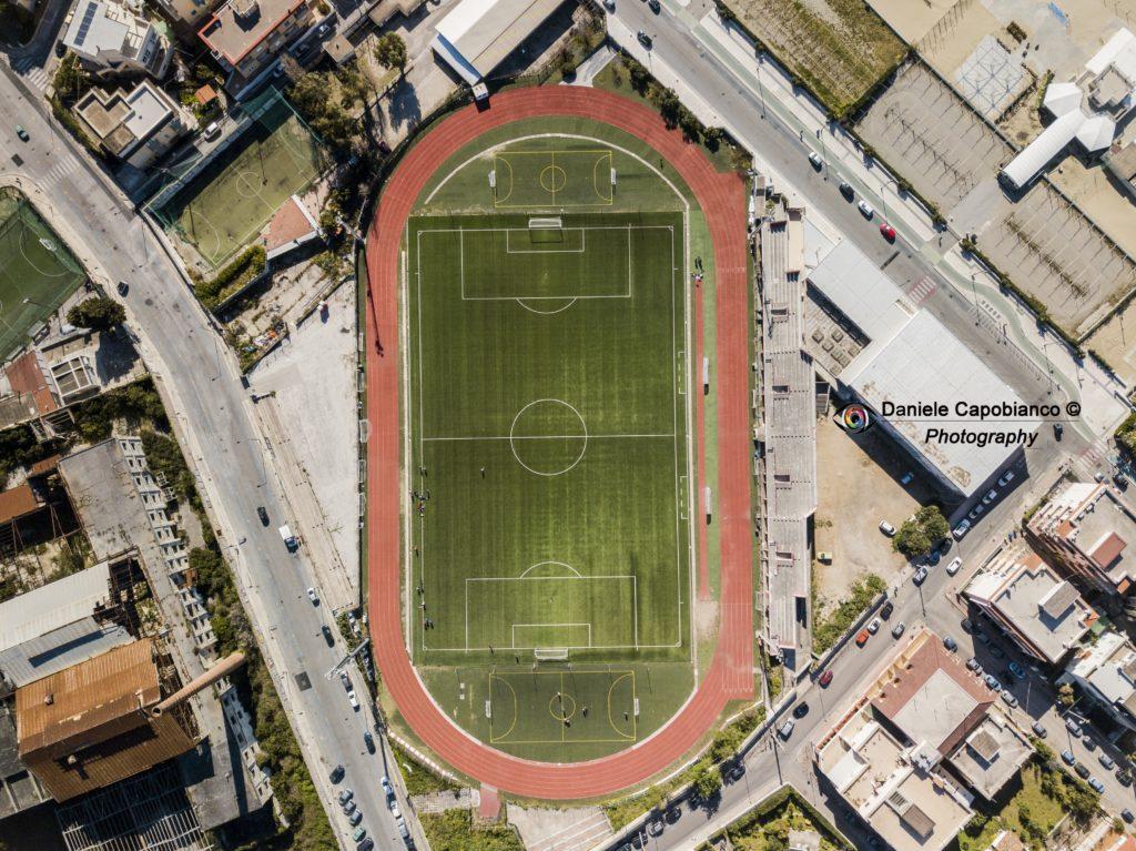 DJI_0057-2-1024x767 Gaeta e lo stadio di calcio Riciniello