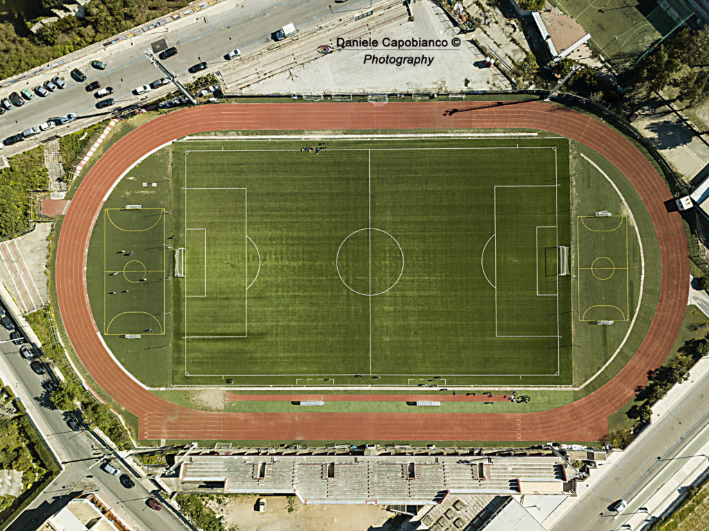 DJI_0060-1024x767 Gaeta e lo stadio di calcio Riciniello