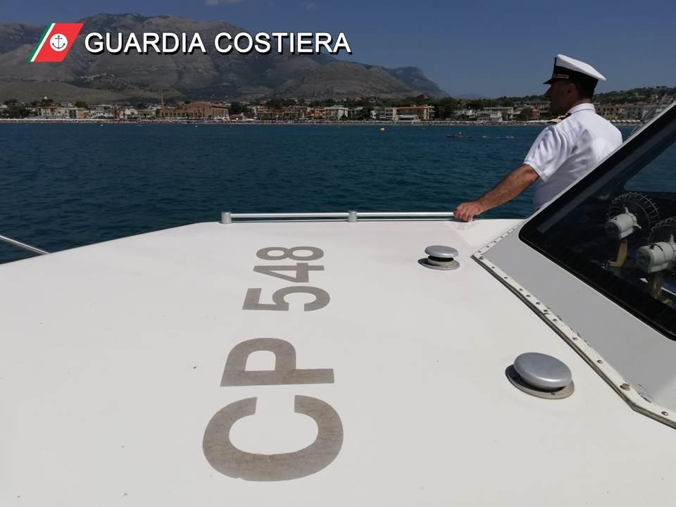 Comunicato-Stampa-Foto-07.08.2019-1-1 Guardia Costiera di Gaeta:  si intensifica l'attività di prevenzione e controllo