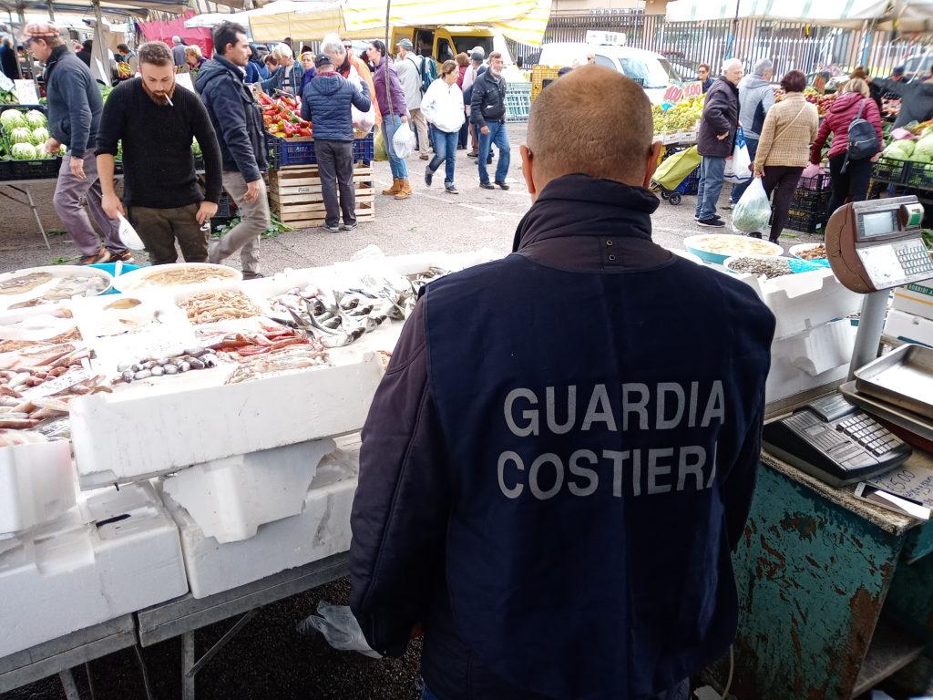 """Guardia Costiera di Gaeta – Operazione """"Mercato Globale"""""""